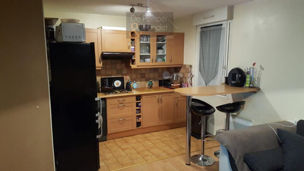 Appartement – 01170 GEX – 46.54 m² – 740 euros
