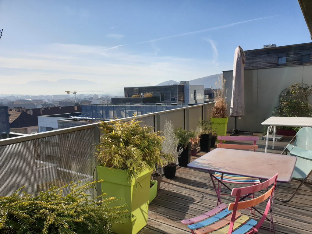 Appartement type 4 etage eleve 74100 annemasse