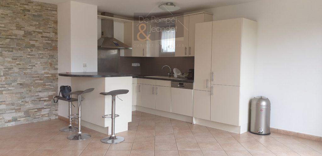 Appartement Type 4 meublé – 74160 ST JULIEN EN GENEVOIS – 81.53 m² – 1563.61 euros