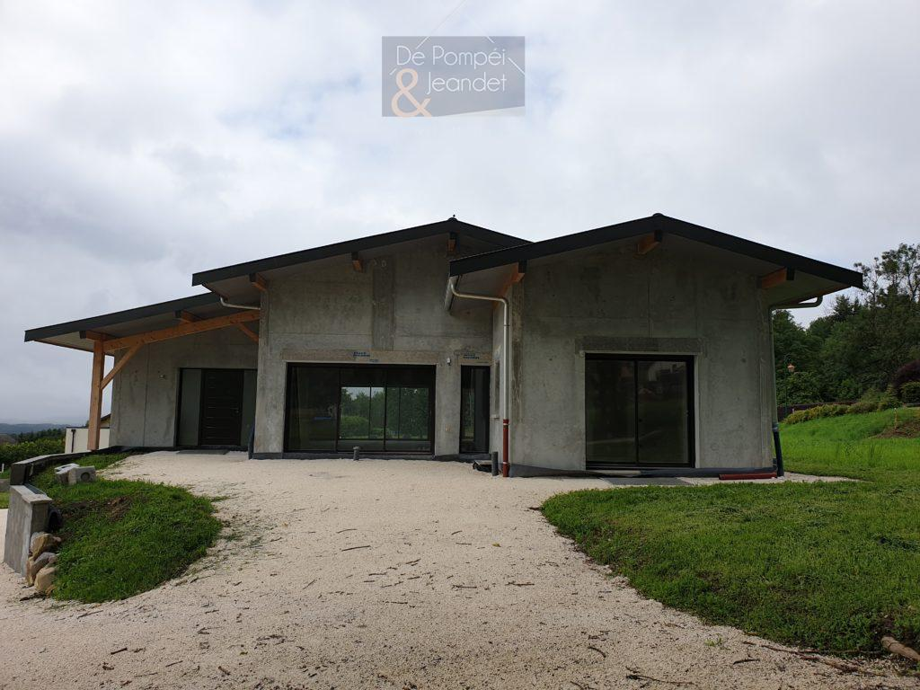 Villa contemporaine – 74270 Chavannaz