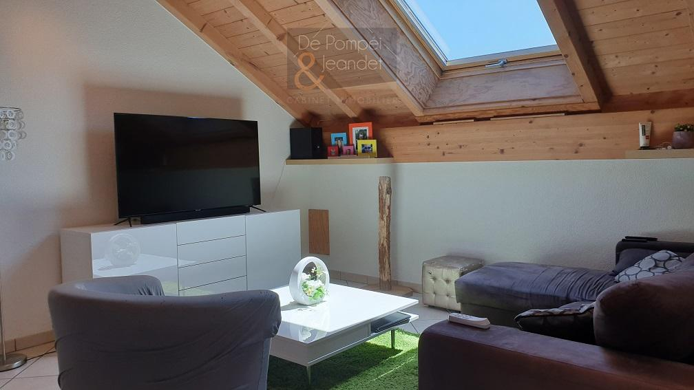 Appartement Triplex Classique – 74520 VALLEIRY – 93.81 m² – 1334.26 €